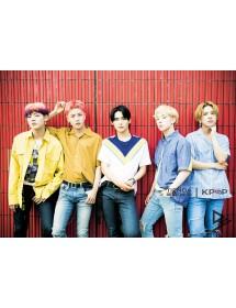 Pua del grupo BTS con cadena