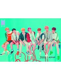 Poster de BTS AZUL -...