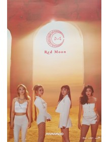 POSTER OFICIAL MAMAMOO RED...