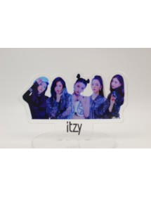 Standee ITZY mediano (9cm)