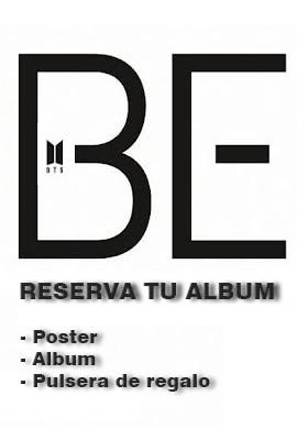 Banner BTS - Be ALBUM